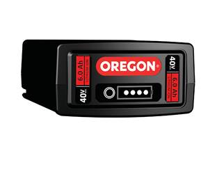 OREGON 40V MAX* 6.0 Ah BATTERY