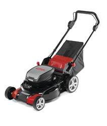 20'' LAWN MOWER (6 Ah BATTERY + RAPID CHARGER)