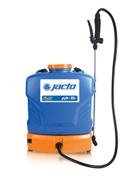 LITHIUM-ION BACKPACK SPRAYER 4 GAL. / 16L